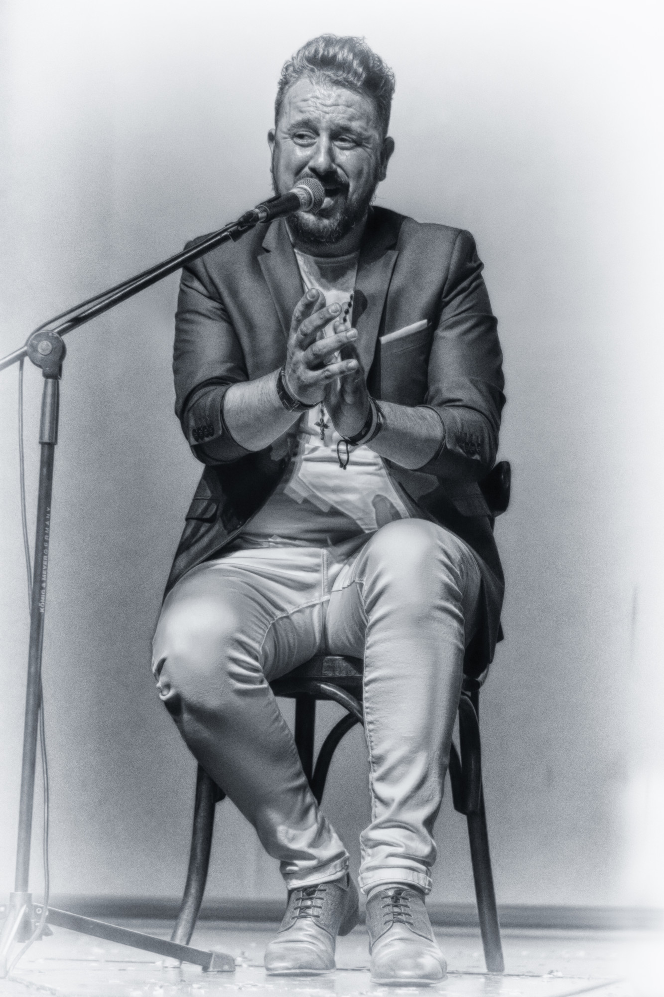Rafael Bueno.La Voz