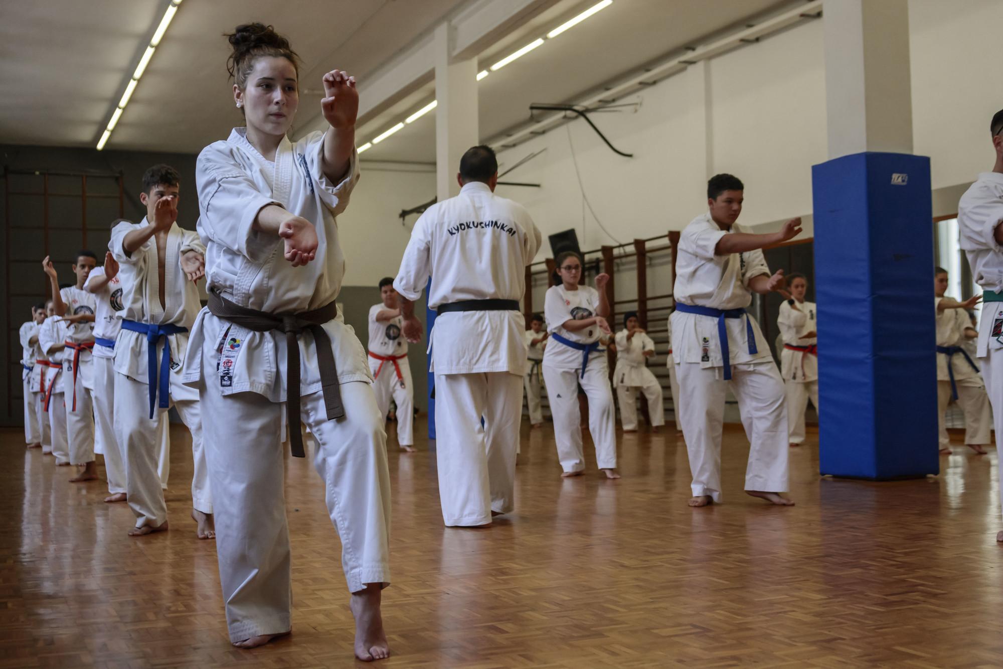 Dojo Karate