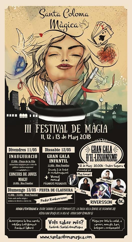 Santa Coloma Magica